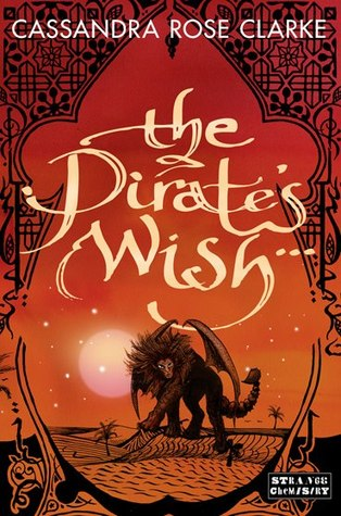 the pirate's wish cassandra rose clarke