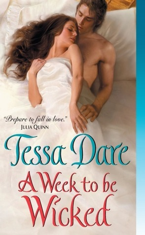 tessa dare a week to be wicked