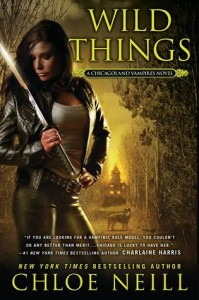 BOOK REVIEW: Wild Things (Chicagoland Vampires #9) by Chloe Neill