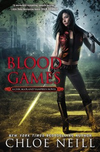BOOK REVIEW: Blood Games (Chicagoland Vampires #10) by Chloe Neill