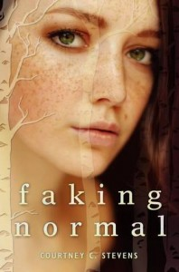 BOOK REVIEW: Faking Normal (Faking Normal #1) by Courtney C. Stevens