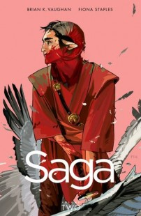 BOOK REVIEW – Saga, Volume 2 (Saga #7-12) by Brian K. Vaughan & Fiona Staples