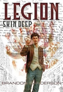 BOOK REVIEW – Skin Deep (Legion #2) by Brandon Sanderson