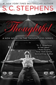 BOOK REVIEW: Thoughtful (Thoughtless #1.5) by S.C. Stephens