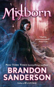 BOOK REVIEW: Mistborn: The Final Empire (Mistborn #1) by Brandon Sanderson