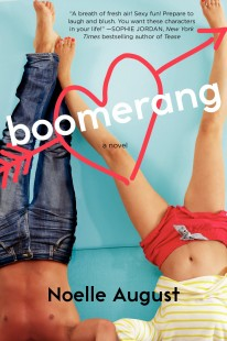 BOOK REVIEW – Boomerang (Boomerang #1) by Noelle August