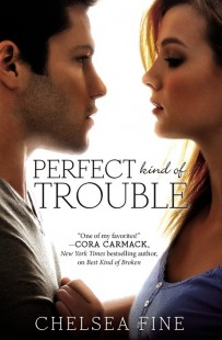 BOOK REVIEW – Perfect Kind of Trouble (Finding Fate #2) by Chelsea Fine
