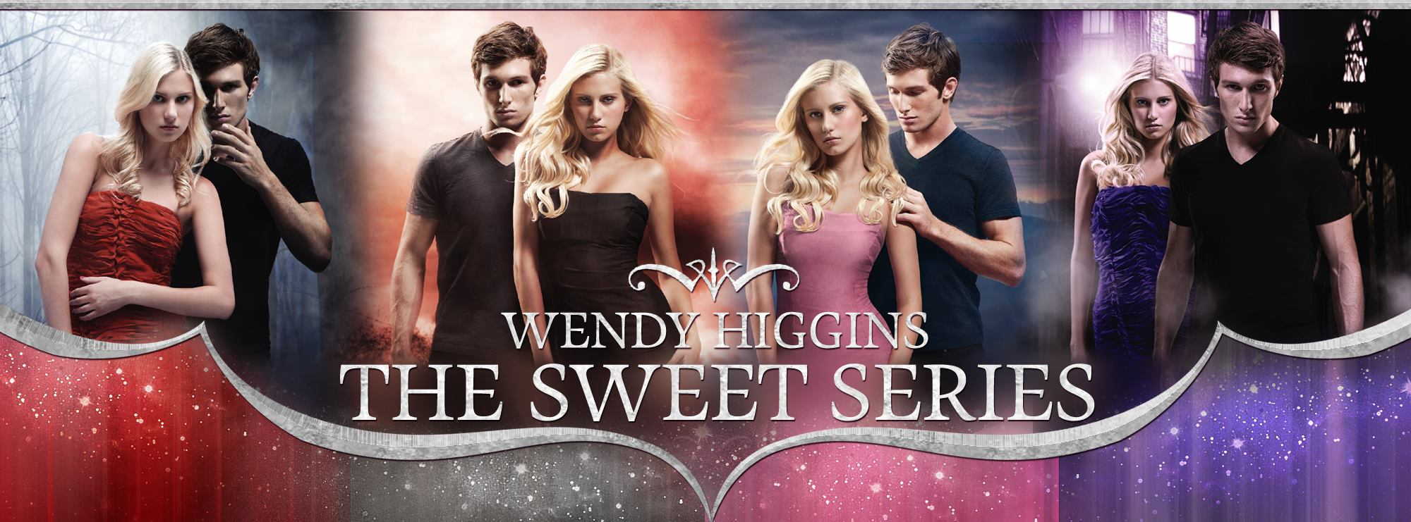 COVER REVEAL + GIVEAWAY – Sweet Temptation by Wendy Higgins