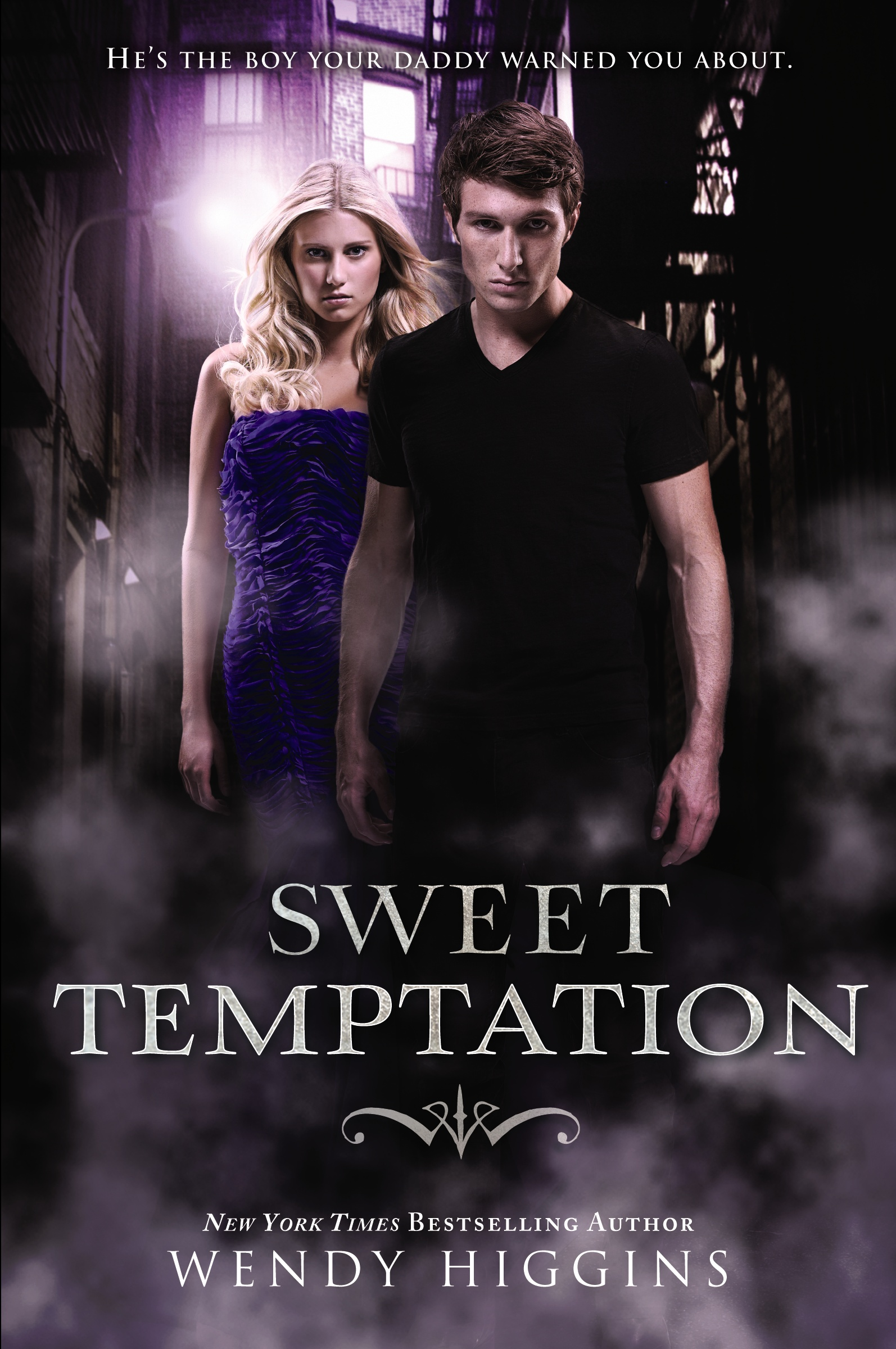 Sweet Temptation wendy higgins