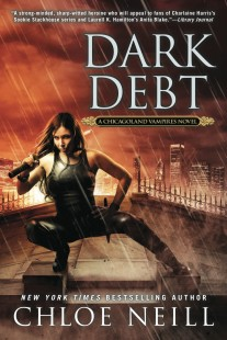 BLOG TOUR + REVIEW + GIVEAWAY + INTERVIEW – Dark Debt (Chicagoland Vampires #11) by Chloe Neill