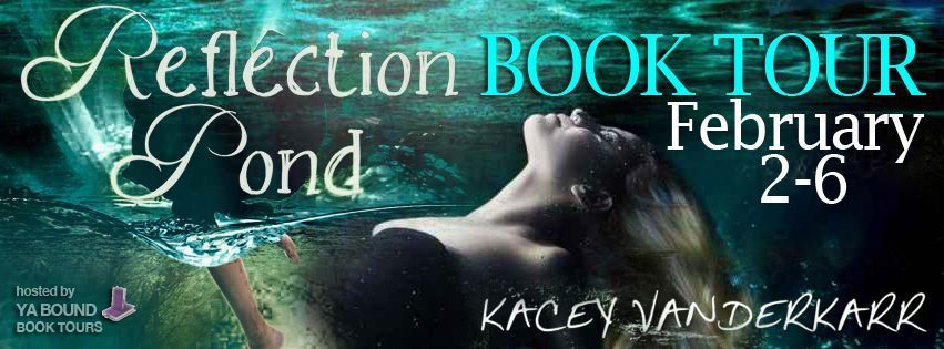 BLOG TOUR + REVIEW + GIVEAWAY – Reflection Pond (Reflection Pond #1) by Kacey Vanderkarr