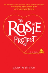 BOOK REVIEW – The Rosie Project (Don Tillman #1) by Graeme Simsion