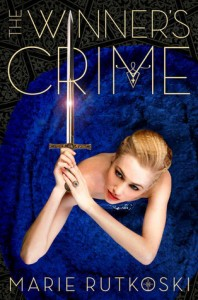 BOOK REVIEW: The Winner's Crime (The Winner's Trilogy #2) by Marie Rutkoski