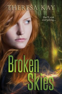 Book Review – Broken Skies (Broken Skies #1) by Theresa Kay