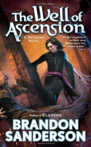 BOOK REVIEW: The Well of Ascension (Mistborn #2) by Brandon Sanderson