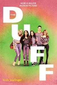 BOOK REVIEW: The Duff (Designated Ugly Fat Friend) by Kody Keplinger