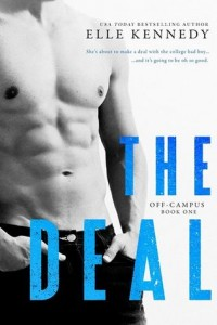 BOOK REVIEW: The Deal (Off-Campus #1) by Elle Kennedy