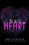 Black Heart holly black