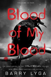 BOOK REVIEW: Blood of My Blood (Jasper Dent #3) by Barry Lyga