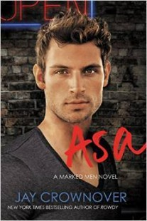 BOOK REVIEW – Asa (Marked Men #6) by Jay Crownover
