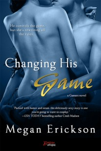 BOOK REVIEW – Changing His Game (Gamers) by Megan Erickson