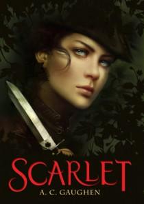 BOOK REVIEW – Scarlet (Scarlet #1) by A.C Gaughen