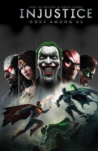 BOOK REVIEW – Injustice: Gods Among Us, Vol. 1 (Injustice: Gods Among Us) by  Tom Taylor, Jheremy Raapack