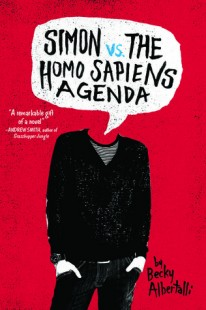 BOOK REVIEW – Simon vs. the Homo Sapiens Agenda by Becky Albertalli