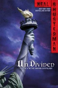 BOOK REVIEW: UnDivided (Unwind #4) by Neal Shusterman