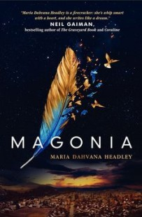 BOOK REVIEW – Magonia by Maria Dahvana Headley