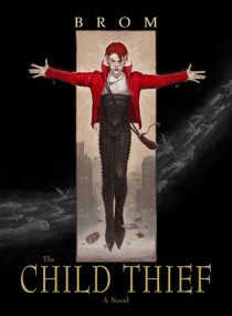 BOOK REVIEW – The Child Thief by Brom