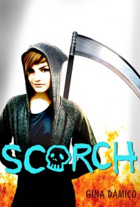 BOOK REVIEW: Scorch (Croak #2) by Gina Damico