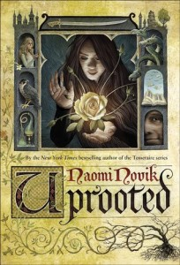 BOOK REVIEW: Uprooted by Naomi Novik