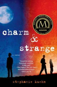 BOOK REVIEW: Charm and Strange by Stephanie Kuehn