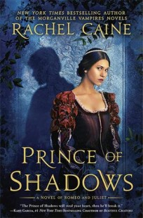 BOOK REVIEW – Prince of Shadows by Rachel Caine