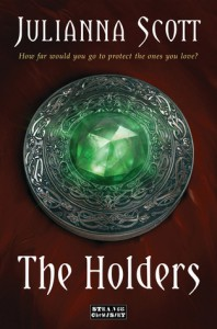 BOOK REVIEW: The Holders (Holders #1) by Julianna Scott