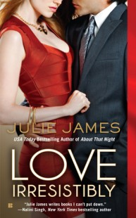 BOOK REVIEW – Love Irresistibly  (FBI/US Attorney #4)  by Julie James