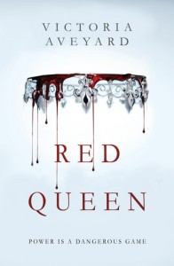 BOOK REVIEW: Red Queen (Red Queen #1) by Victoria Aveyard