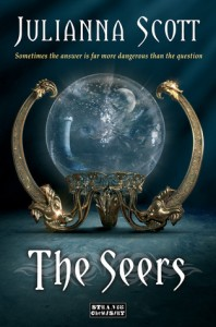 BOOK REVIEW: The Seers (Holders #2) by Julianna Scott