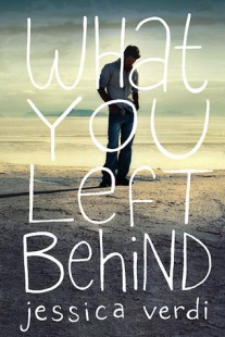 BOOK REVIEW – What You Left Behind by Jessica Verdi