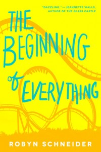 BOOK REVIEW: The Beginning of Everything by Robyn Schneider