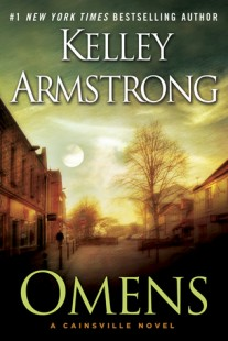 BOOK REVIEW – Omens (Cainsville #1) by Kelley Armstrong