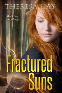 fractured suns theresa kay