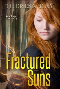 BOOK REVIEW – Fractured Suns (Broken Skies #2) by Theresa Kay