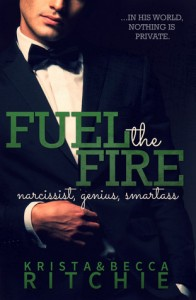 BOOK REVIEW: Fuel the Fire (Calloway Sisters #3; Addicted #3.1) by Krista Richie
