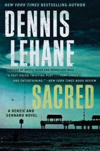 BOOK REVIEW: Sacred (Kenzie & Gennaro #3) by Dennis Lehane