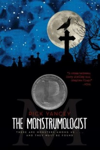 BOOK REVIEW – The Monstrumologist (The Monstrumologist #1) by Rick Yancey