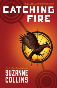 BOOK REVIEW: Catching Fire (The Hunger Games #2) by Suzanne Collins