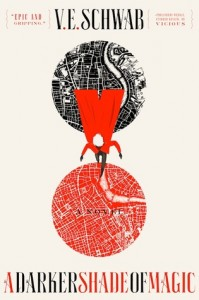 BOOK REVIEW: A Darker Shade of Magic (Shades of Magic #1) by V.E. Schwab