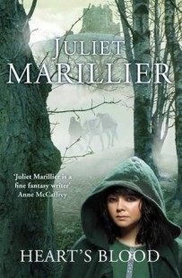 BOOK REVIEW – Heart's Blood by Juliet Marillier